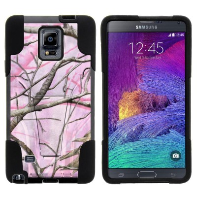 Note 4 Pink Camo