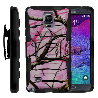 pink camo note 3