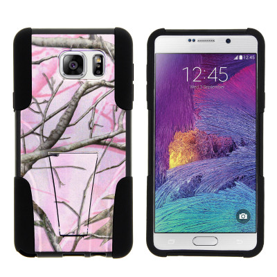 note 5 pink camo