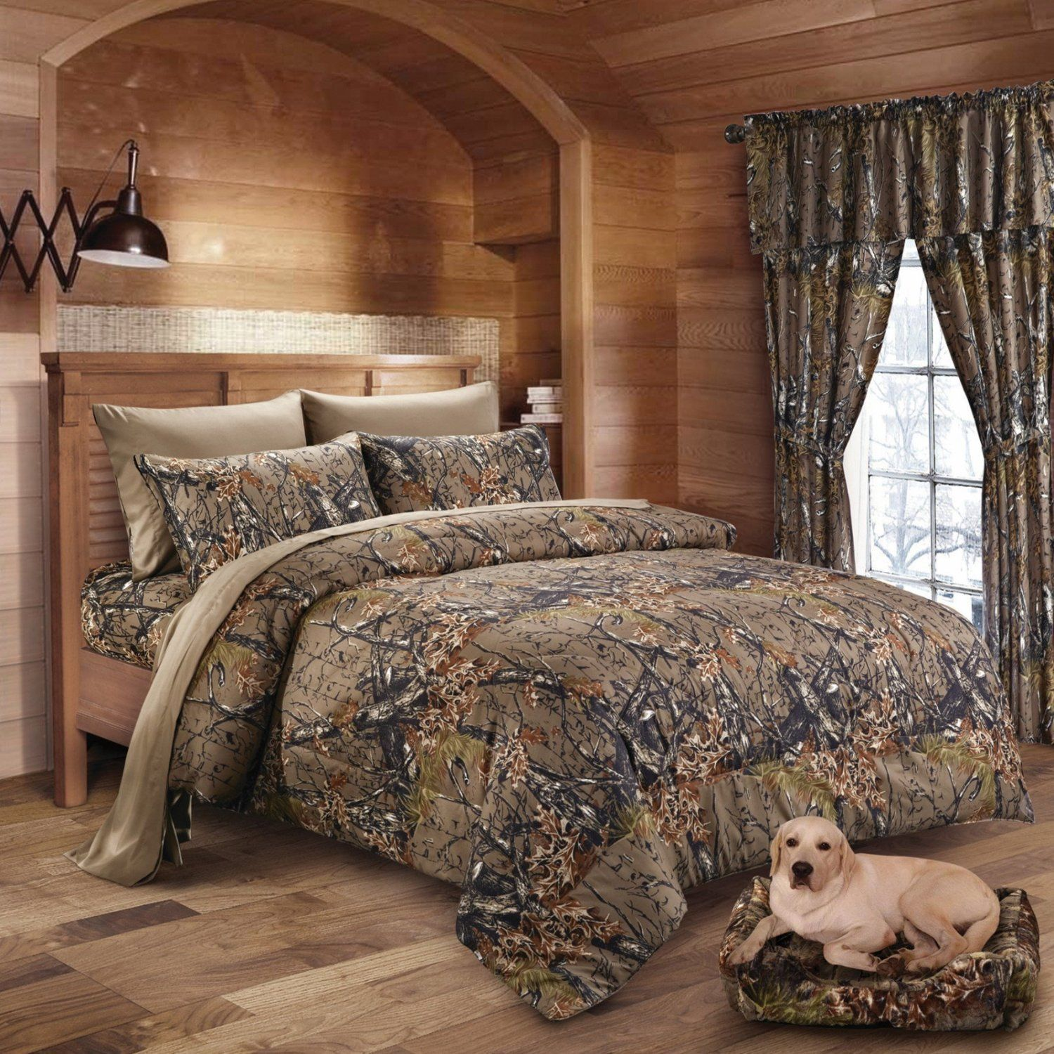 Hunter Camo Bed In A Bag Set The Swamp Company