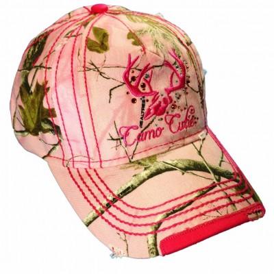 Realtree Camo Cutie Cap Hot Pink Camo (4)