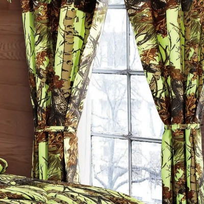 Curtains Ideas cheap camo curtains : Lime Camo - The Swamp Company