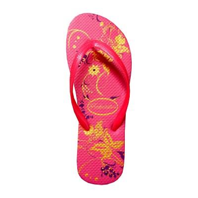 designer flip flops m826  Fuschia Designer Flip Flops