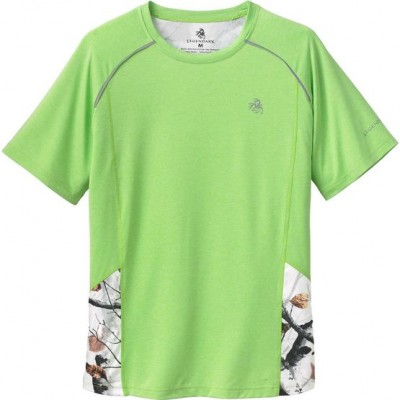 Lime Men's Big Game Reflex Performance T-Shirt