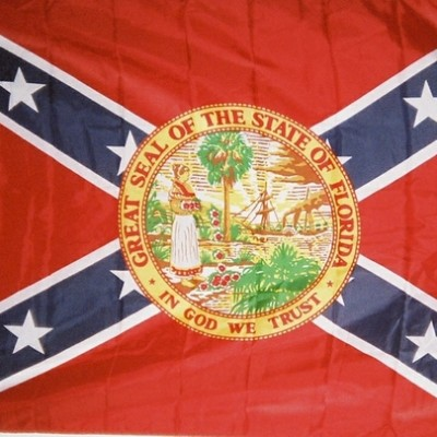 florida confed battle flag