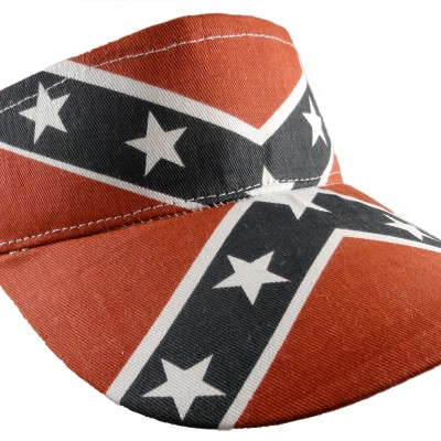 confederate-rebel-flag-adjustable-visor-53